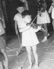 余吾教室の夏期学校(長野県/3歳)